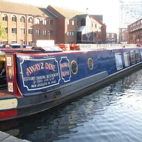 Buckt - Things to do in Birmingham - canal