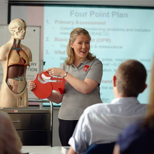 Buckt - Things to do in Birmingham - Spearhead - First Aid